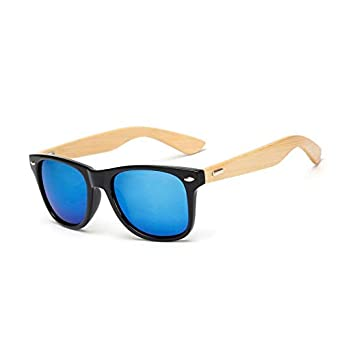 Amazon.com: Brand New Designer Womens Sunglasses Bamboo ...