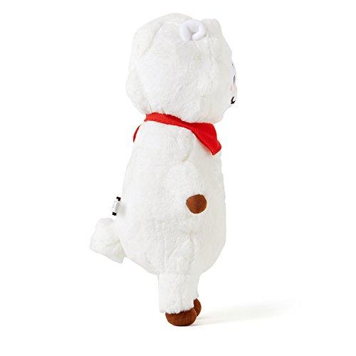 BT21 RJ Standing Plush Doll Medium White by BT21 (Image #3)