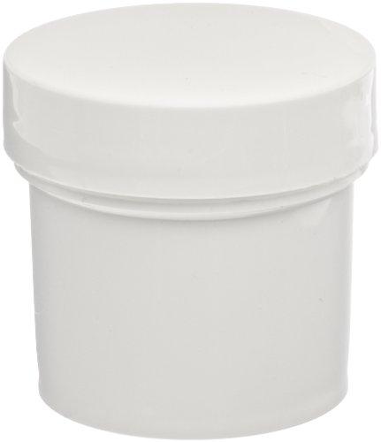 Liner Pro Hood Wall - Bel-Art Screw Cap 29.6ml (1oz) Polypropylene Jars; 43mm Closure (Pack of 12) (H17908-0000)
