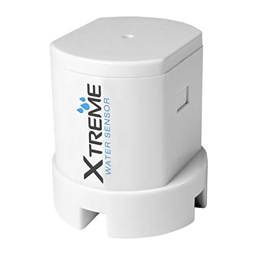 Xtreme Water Sensor Water Leak Alarm with Replaceable Battery 110db+