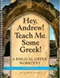 Hey, Andrew! Teach Me Some Greek! - Level 2 Workbook, Karen Mohs, 193184206X
