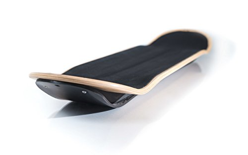 Agog Sports SLOPEDECK - A Skateboard For The Snow. Carve Turns Like No Other Snowskate! For Snowboarding Novices and Pros, Kids Snowboard, Adult Snowskates ()