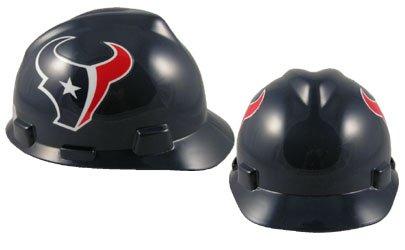 NFL Houston Texans Hard Hats-RATCHET SUSPENSION