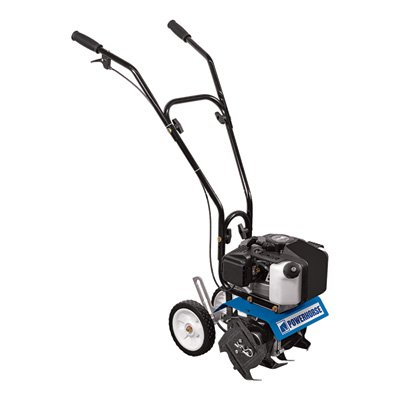 Powerhorse Mini Cultivator - 10in. Tilling Width, 43cc Viper Engine by Powerhorse