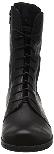 Think Sz 09 EU Femme Noir Desert Noir Boots Kombi Denk 37 HrwHq8S