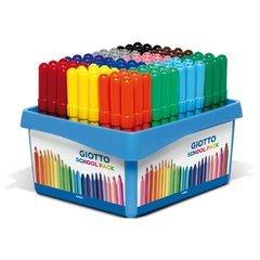 Fila Giotto Turbo Maxi 135017.02 Pen Assorted Colours Box of 108