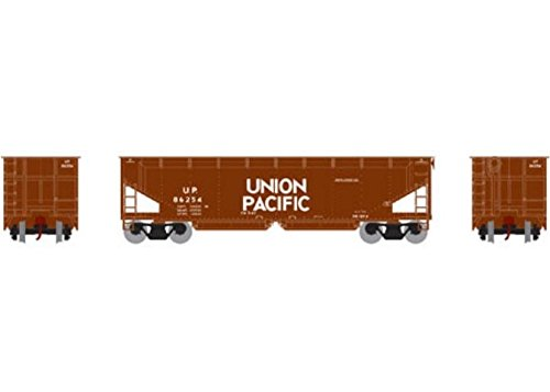 Athearn ATH14530 HO RTR 40' Offset Ballast Hopper w/Load, UP #86254 ()