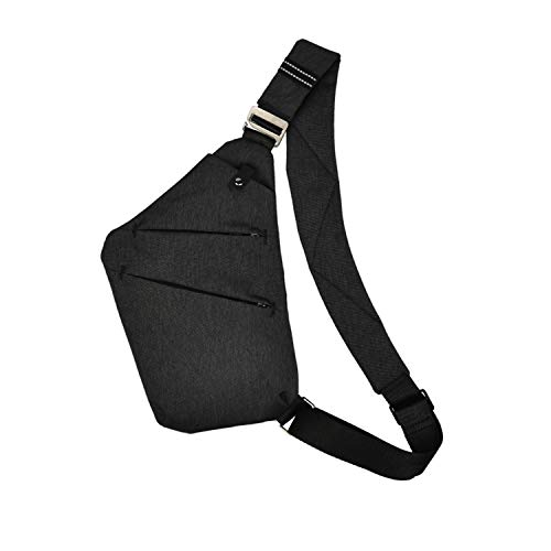 VADOO Sling Bag - Anti-theft Crossbody Shoulder Bag