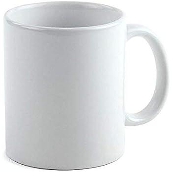 92c93992c5 Printable White Sublimation Coffee Mug by Sixdrop, 11oz, Dishwasher and  Microwave Safe (QTY 1)