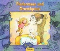 Fledermaus und Gruselgraus