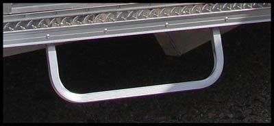 Triton Aluminum Trailer - Triton 09330 Aluminum Step for Prestige Series Enclosed Trailers