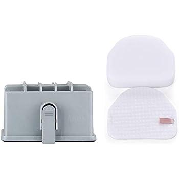 Anewise NV480 Filter Kit, 1 Foam and 1 Felt Filter, Fits Shark NV480 XHF450 Vacuums