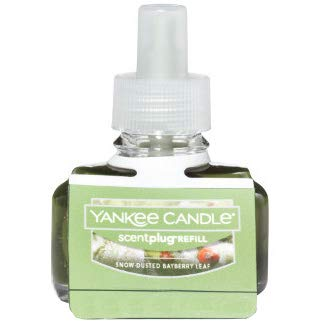 - Yankee Candle Snow Dusted Bayberry Leaf ScentPlug Refill