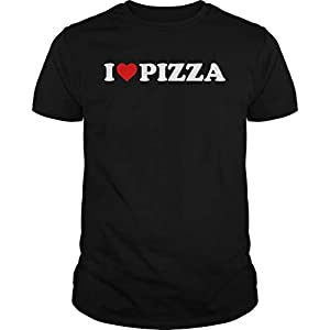Funny I Love Pizza Shirt – T Shirt For Men and Women.