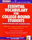 img - for Arco Essential Vocabulary for College-Bound Students book / textbook / text book