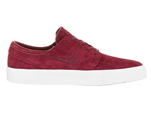 Nike Zoom Stefan Janoski Prem Ht Mens Skateboarding-shoes 854321 Squadra Rosso / Squadra Rosso Bianco