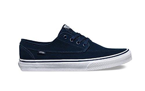 Teal Brigata True Mens Skateboarding Shoe Unisex Vans White Suede 6OYxTAn