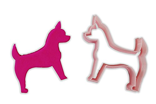 Chihuahua Dog Breed Cookie Cutter - LARGE - 4 Inches
