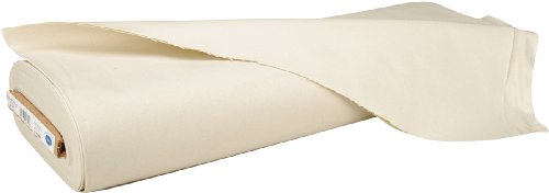 James Thompson Duck Canvas,  9-10 OZ./ SQ. YARD, Bolt Unbleached/Natural by James Thompson (Image #1)