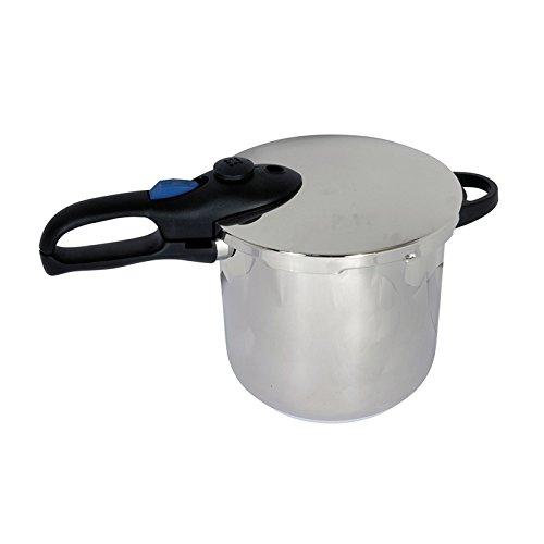 Pressure Cooker Size: 4 Qt.