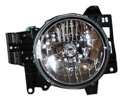 TYC 20-6789-01 Toyota FJ Cruiser Passenger Side Headlight Assembly
