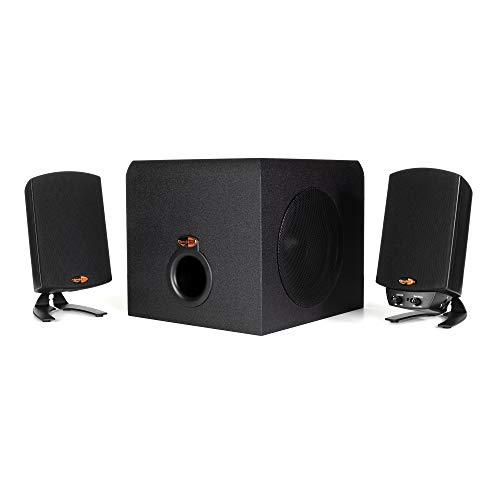 Thing need consider when find klipsch promedia 2.1 computer speaker system?