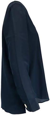 Gran Sasso Luxury Fashion Donna 6121452716596 Blu Seta Blusa | Primavera-Estate 20