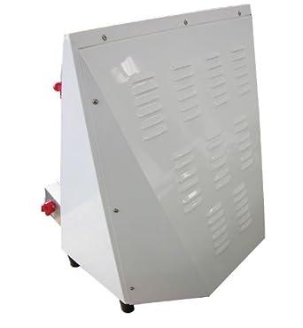 gr-tech Instrumento® Automático y eléctrico/hojeadora Machine de rodillo de masa de pizza pizza Panificadora 110 V o 220 V: Amazon.es: Industria, ...