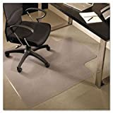 * 36x48 Lip Chair Mat, Professional Series AnchorBar for Carpet up to 3/