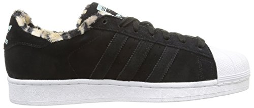 core core Black white Black Baskets Basses Superstar Adidas B35434 Femme Noir qYH18w