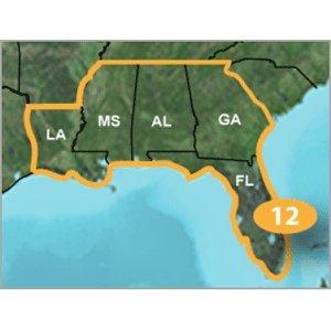 Garmin Topo USA 24K - Southeast - Mapas para GPS, cobertura geográfica Sureste de Estados Unidos