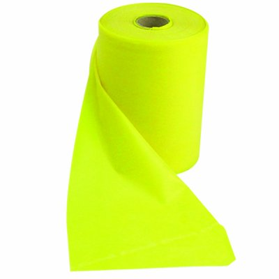 DSS Thera-Band Latex Free Exercise Band (50 yard roll, Yellow) from DSS