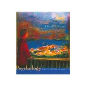 Psychology, Eighth Edition, in Modules (Cloth) & Scientific American Reader for Myers