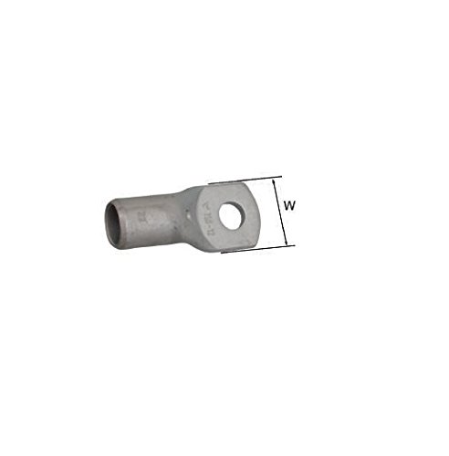 elpress 400200292 Terminals Copper Tubular KR and KRD, 70 mm² Section of the driver, 10 mm Screw Diameter, 22 mm Width, 50 packaging 70 mm² Section of the driver 10 mm Screw Diameter 22 mm Width 50 packaging