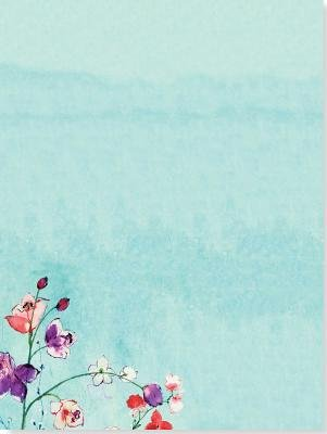 Fuchsia Blooms Stationery Set[FUCHSIA BLOOMS STATIONERY SET][Other]