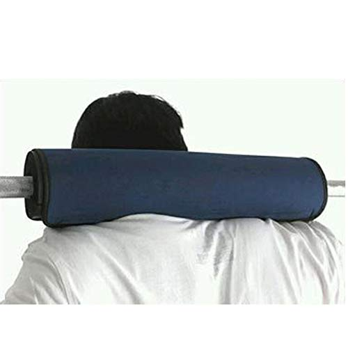 EVAWY Barbell Pad Squat Bar Padding Foam Hip Thrust Lunges Gym Weight Lifting Cushion Neck Shoulder Protector