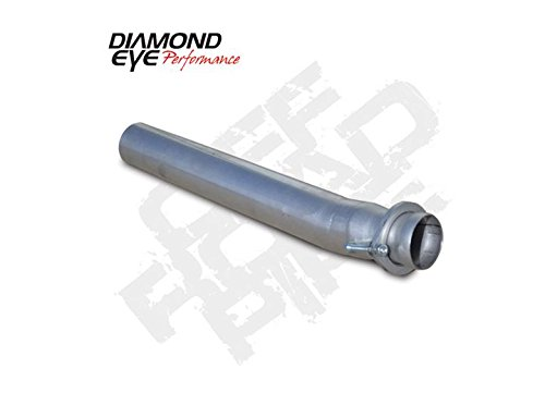 Diamond Group 125034 Exhaust (03-07 Ford F250/F350 3.5In Alum-OEM Off Road Pipe)