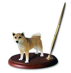 Shiba Inu Dog Desk Set - Desk Set Dog