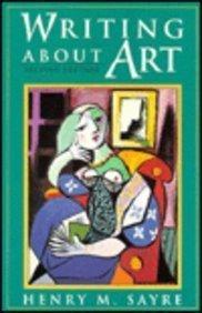 Writing About Art