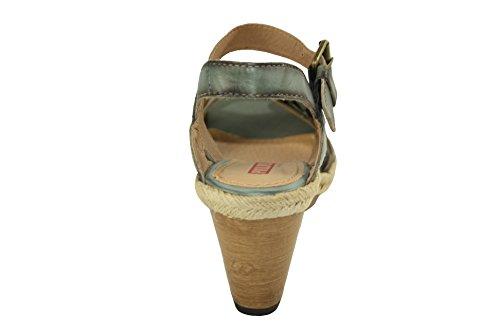 Con Aperte 40 Pikolinos Sandali Donna Scarpe Jeans Zeppa 9 Cm Numero xgH1wq