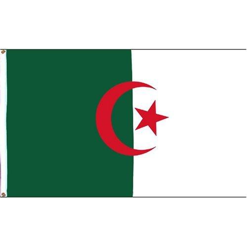 Algeria 3x5 Flag NEW 2010 World Cup Algerian Banner