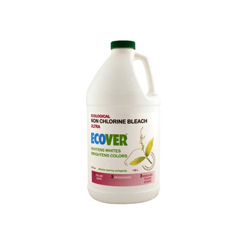 Ecover Non Chlorine Bleach Ultra - Case Of 6 - 64 Oz by Ecover