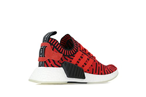 Herren R2 Originals Sneaker Primeknit White adidas Core Sneakers Running Red NMD H5dIqxw