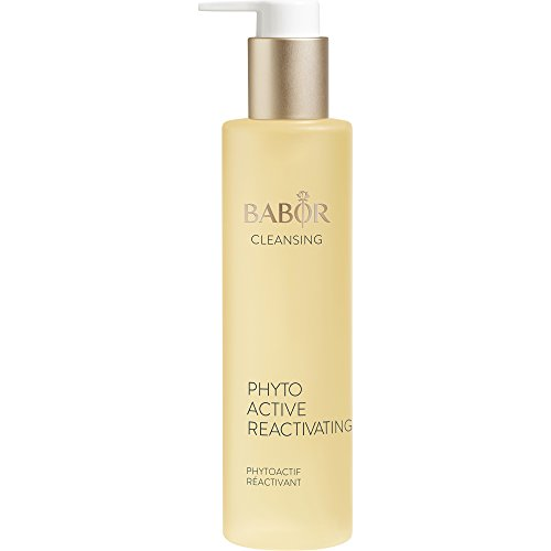 Skin Babor Care (CLEANSING Phytoactive Reactivating for Face 3.38 oz - Best Natural Herbal Cleansing Booster for Day and Night)