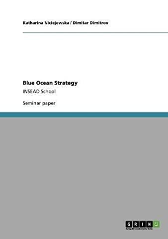 Business strategies: Blue Ocean Strategy (Blue Ocean Strategy)