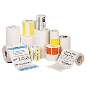 "Zebra Technologies Corporation - Zebra Z-Perform 10010058 Receipt Paper - For Direct Thermal Print - 4"" X 574 Ft - 6 / Carton - Bright White ""Product Category: Supplies/Printing Media"" from Zebra Technologies"