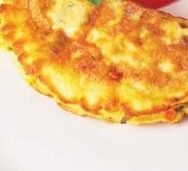 Diet High Protein Vegetable Omelet, 7 Servings Per Box