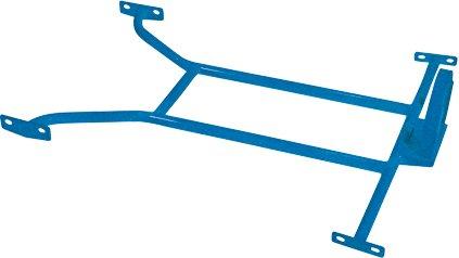[Heidt's Rod Shop RM-023 Suspension Subframe Connector X - Brace Stiffener-Coupe Only] (Subframe Connector Brace)