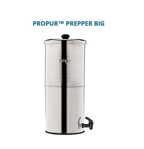 Propur BIG with 2-ProOne 7'' G2.0 SLIMLINE filters by Propur
