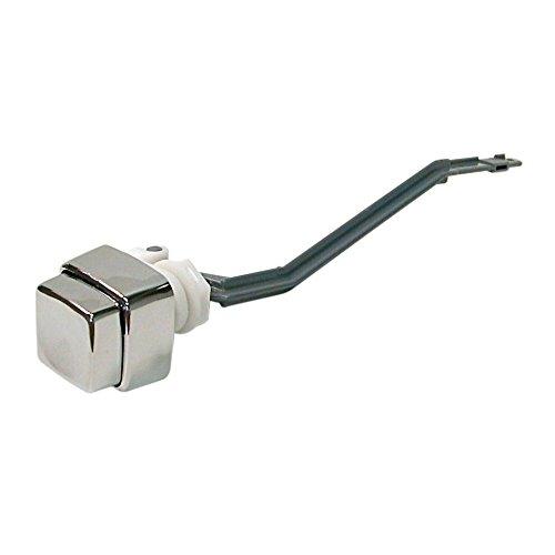 Danco 88368 Push Button Toilet Handle, Chrome